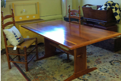 Solid Cherry Table