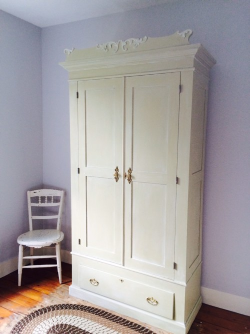 chalk paint green