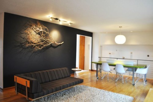 How To Decorate Large Walls Creatively
