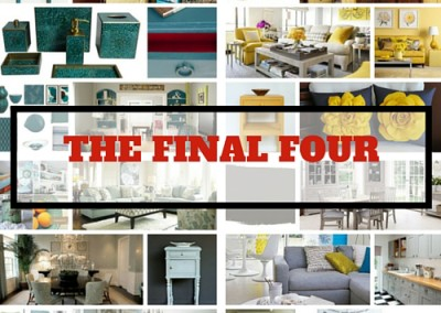 Color Madness: the Final Four