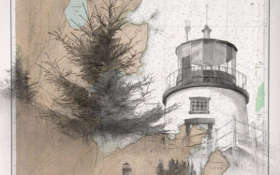 June Art Walk – Lighthouses galore!