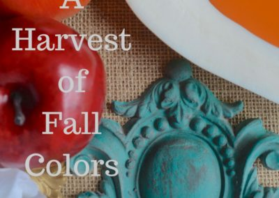 A Harvest of Fall Colors From Annie Sloan